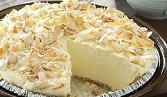 Jednoduchý nepečený dort s nadýchaným kokosovým krémem