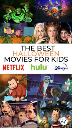 The Ultimate List of Halloween Movies for Kids   Updated 2021