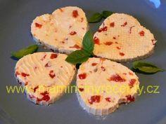 Jednoduchý čerstvý sýr Mozzarella, Sushi, Breakfast, Ethnic Recipes, Food, Morning Coffee, Essen, Meals, Yemek