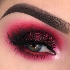 """56 Likes, 2 Comments - A Beauty Edit  (@abeautyedit) on Instagram: """"This Valentines inspired makeup look by @swayzemorgan is stunning!! Will you be celebrating…"""""""