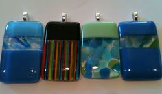 360 Fusion Glass Blog Fused Glass Window Pendants