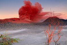 Mount Bromo, East Java, Indonesia   Sunrise Mount Bromo by ©Helminadia Ranford (Traveling) via Flickr