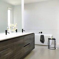 Home, House Inspiration, Free Standing Bath, House Design, Caroma, Home Trends, New Homes, Kids Bath, Bathroom Design