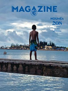 Air France Magazine - n°208 - Nouméa - August 2014