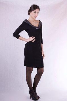 Knielange Kleider - NARA® elegantes Cocktailkleid für alle Events - ein…
