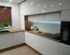 Kitchen Design Open, Best Kitchen Designs, Kitchen Cabinet Design, Kitchen Layout, Interior Design Kitchen, Home Decor Kitchen, Kitchen Furniture, New Kitchen, Home Kitchens