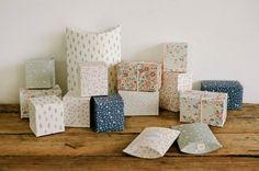 Dailylike Pattern Pillow Box  mochithings.com