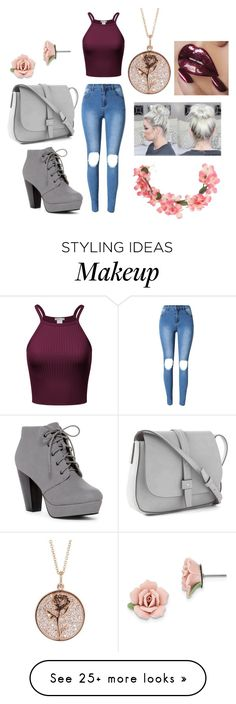 """."" by jaydenloveyourstyle04 on Polyvore featuring Gap, Luna Skye, 1928 and Miss Selfridge"