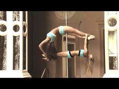 Jennifer Kascsák-Nikolett Virgoncz Duo Pole - YouTube