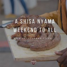 @get2durban posted to Instagram: Wishing all a splendid weekend! #eyadinilounge #shisanyama #shisanyamavibes #durban #umlazi #braaivibes #weekendvibes #weekendfun #loveuall #get2durban  #thisissouthafrica