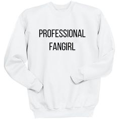 Professional Fangirl 5sos One Direction Twenty One Pilots Fangirl... ($24) ❤ liked on Polyvore featuring tops, black, sweatshirts, women's clothing, vinyl top, checkered shirt, unisex shirts, woven shirts and checked shirt