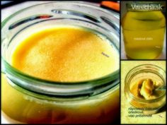 Ghee - prepustené maslo (fotorecept)