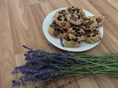 Jáhlovo-pohankové sušenky