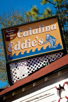 Catalina Eddie's - Disney's Hollywood Studios