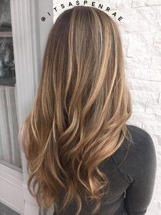 Denver Balayage ✨ #denver #denverbalayage #balayage #hair #hairpaint #beforeandafter