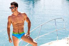 Daniel Gonzalez by Adrian C. Martin for BWET 2017 swimwear.