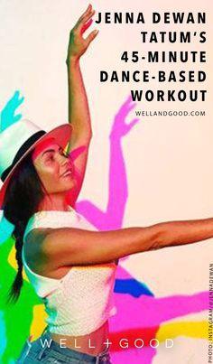 Jenna Dewan Tatum's Dance Workout #workout
