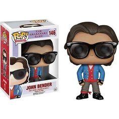 Funko Pop! Movies #146 John Bender The Breakfast Club Vinyl Figure Judd Nelson
