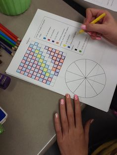 thenumbertwentyone | teaching middle school math - using the Global Village for fractions/percents/ratios