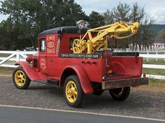 1 1/2 ton Dodge tow truck conversion ...