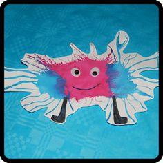 Familie und mehr : Zeit für kleine Künstler: Wasserfarben-Monster und mehr mit Faber-Castell *Werbung*