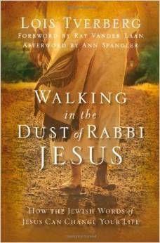http://www.amazon.com/Walking-Dust-Rabbi-Jesus-Jewish/dp/0310284201/ref=la_B002BLUC1S_1_2?s=books&ie=UTF8&qid=1409320552&sr=1-2
