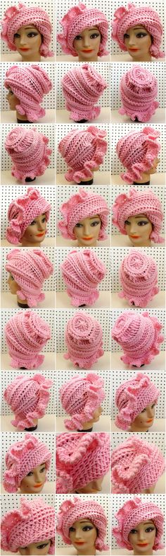 https://www.etsy.com/listing/156596438/crochet-hat-women-hat-cynthia-womens?ref=shop_home_active_search_query=cynthia CYNTHIA Crochet Beanie Hat in Pink by strawberrycouture $40.00