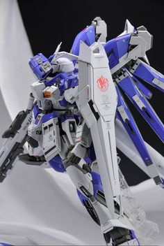 GUNDAM GUY: MG 1/100 Hi Nu Gundam Ver.Ka - Customized Build