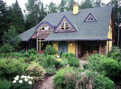 Straw Bale Home | Linda Chapman Architect | Orangeville, Ontario