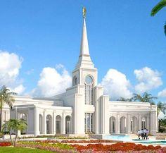 Fort Lauderdale Florida Temple #LDS