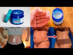 Vicks Vaporub has been used for so many things like headaches, cough, congested nose, throat congestion and colds. But do you know that Vicks VapoRub can be used for many other things as well? Vicks Vaporub, Vicks Vapor Rub Uses, Uses For Vicks, Reduce Belly Fat, Lose Belly Fat, Cellulite, Congested Nose, Fat Burning Cream, Vapo Rub