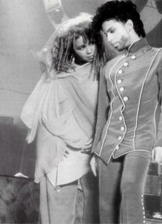 Prince & Ms. Rosie Gaines♡ one of my favourite collaborations