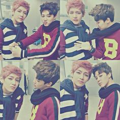V & Jimin BTS