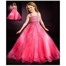 3f5f877c0 Resultado de imagen para vestidos de fiesta de 9 años Vestidos De Fiesta  Para Niñas,