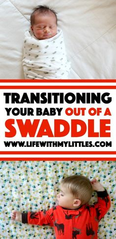 Transitioning your baby out of a swaddle blanket doesn't have to be intimidating! Here's a step-by-step method for getting rid of the swaddle. Transitioning Your Baby Out of a Swaddle - Life With My Littles The Cranky Mom thecrankymom Baby Guides T Third Baby, Be My Baby, First Baby, Baby Momma, Pregnancy Information, Baby Kicking, Baby Supplies, Fantastic Baby, Baby Arrival