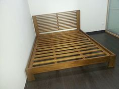 Reclaimed Teak Bed is made Of Durable Solid teak reclaimed Wood Available In King & Single Size Bed Frames As Well. Wood Bedroom Furniture, Teak Furniture, Bespoke Furniture, Queen Mattress, Queen Size Bedding, Queen Beds, Solid Wood Bed Frame, Single Size Bed, At Home Furniture Store