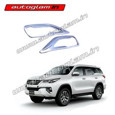 Toyota Fortuner 2016, Car Accessories, Chrome, Stainless Steel, India, Luxury, Store, Link, Interior