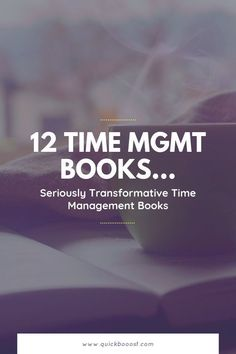 12 Seriously Transformative Time Management Books Harness your time like never before with the help of these transformative time management books! Use this list to find the right time management book for you. Time Management Activities, Time Management Printable, Time Management Quotes, Time Management Strategies, Management Books, Time Management Skills, Books For College Students, Manager Quotes, Effective Time Management