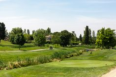 Golf Club Paradiso del Garda | #ItalyGolfDestination #GardaLake #Golf #Italy #Garda #Peschiera