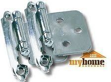 Kitchen-Cabinet-Hardware-Flush-Hinges-Polished-Chrome-25-Pair-50pcs