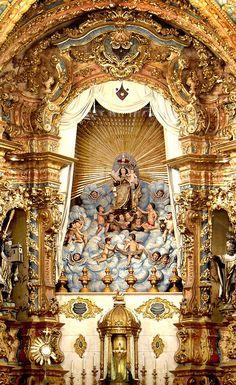 Basílica de Nossa Senhora do Carmo (Recife) - Brasil