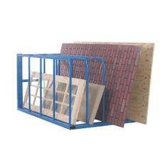 FREE delivery on Vertical Sheet Racking with 4 to 10 compartments, UK Helpline Available, Trusted Suppliers of Industrial Products since 1975 Workshop Storage, Shelving Systems, Industrial Shelving, Storage Shelves, Storage Ideas, Storage Design, Wood Furniture, Magazine Rack, Shed