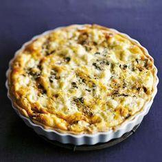 Vegetarian Quiche, English Food, Veggie Recipes, The Best, Tart, Quiches, Veggies, Low Carb, Favorite Recipes