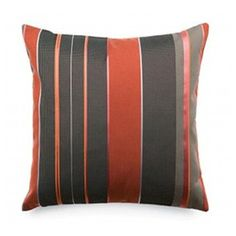 ~ Maharam Repeat Classic Stripe Pillow | YLiving