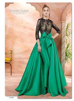 Vestidos de fiesta de la nueva colección 2017 de Valerio Luna