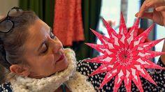 Anstatt, Origami, Paper, Stars, Winter, Christmas Ornaments, Paper Envelopes, Diys, Christmas Stars