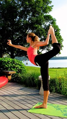 Yoga - needs to be a part of my workout this 2012