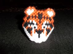 Tiger kiss (plastic canvas)