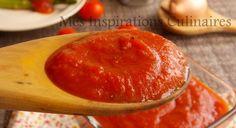La sauce tomate Marinara / recette italienne | Le Blog cuisine de Samar