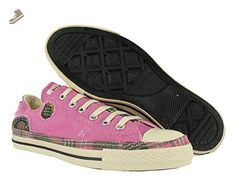 Converse All Star Chuck Taylor Pink Patch Work 6 M/ 8 W - Converse chucks for women (*Amazon Partner-Link)